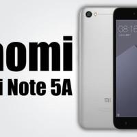XIAOMI REDMI NOTE 5 A GREY RAM 2GB /16 GB - GARANSI 1 TH