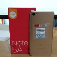 XIAOMI REDMI NOTE 5 A GOLD RAM 2GB /16 GB - GARANSI 1 TH