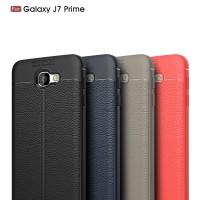 Leather Shockproof Soft Case for Samsung Galaxy J2 J5 J7 Prime C9 Pro