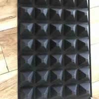 Silikon cetakan kue cetakan coklat