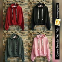 HOODIE LETTER / SWEATER TALI TULIS | SWEATER SELLA **RECOMMENDED