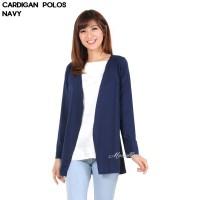 Monellina Fashion Cardigan Polos Spandex Murah