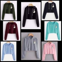 AFI - EC - Sweater Saranghae Crop ®