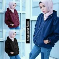 Sweater jacket hodie sintia / zoya bhn babyterry fit L