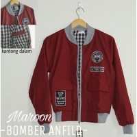 JAKET BOMBER CEWEK ORIGINAL/BOMBER CROP TEE/BOMBER LADIES