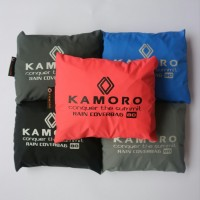 Rain cover kamoro / cover bag 80 L
