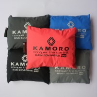 Rain cover kamoro / cove bag 80 L