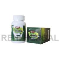 Walatra Spirulina G plantesis - ORIGINAL kapsul ekstrak ganggang hijau