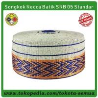 Songkok Bone Khas Pakaian Adat Bugis Makassar SRB 05 Standar