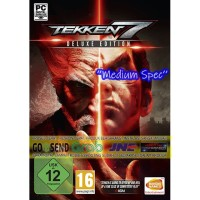 TEKKEN 7 DELUXE EDITION CD DVD GAME PC GAMING PC GAMING LAPTOP GAMES