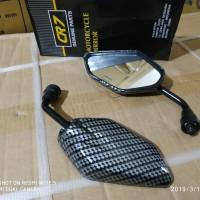 spion carbon mini model yamaha-buat mio-beat-vario dll