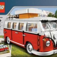 Lego Exclusive #10220 Volkswagen T1 Camper Van