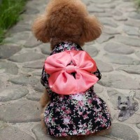 "Baju Anjing Kucing  KIMONO "" Pet Clothes Pet Dress Kimono Dress"
