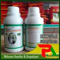NPK Cair 250ml & Pupuk Organik Cair NPK JAGOTANI