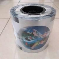 Plastik sealer cup karakter isi 1300 gelas