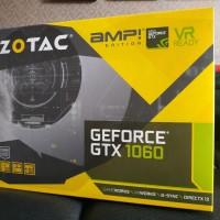 VGA Geforce GTX 1060 ZOTAC AMP Edition 6GB GDDR5