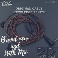 Cable Kabel Knowledge Zenith KZ ZS3 ZST ZS5 ZS6 Original