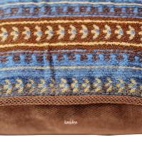 Sarung Bantal Etnik Rococo 45x45 cm