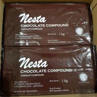 Coklat Blok NESTA MILK 1 KG Bukan Baking Chocolate Asia batang GROSIR