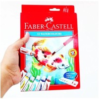 Cat Air Faber Castell 12 Warna
