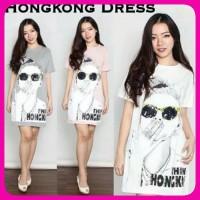 Termurah Baju Mini Hongkong Dress Import Terbaru