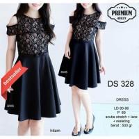 Terlaris Dress Pesta Ekslusive Premium Seds328