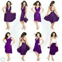 Termurah Infinity Mini Dress