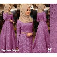 Terbaik Baju Muslim Dress Maxi Reyn