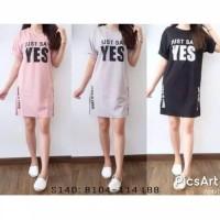 Terlaris Baju Dress Wanita Yes -