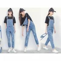 Paling Laku Ripped Jeans Wanita Jumpsuit Wanita Outwear Terbaru