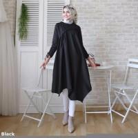 Terbaik Baju Muslim Dress Elis Top