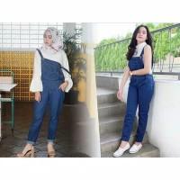 Paling Murah Ripped Jeans Wanita Outwear Wanita Celana Terusan Wanita