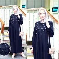 Paling Laris Fashion Wanita Muslim Syari Maxi Elegan Murah Baju Pesta