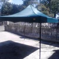 Tenda Cafe Lipat ALPHA 2x3