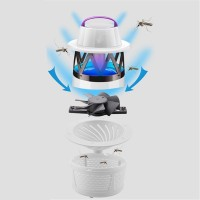 Trendy Modern Design Zapper Mosquito Insect Killer Lamp Electric Pest