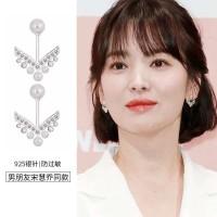 anting fashion korea pearl V