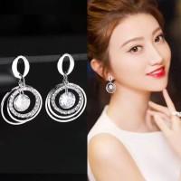 anting fashion korea zirkon