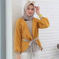 Baju Atasan Wanita Muslim Blouse Terbaru Tunic Dress Biara
