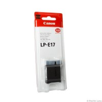 Canon LP-E17 Battery - Original