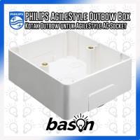 PHILIPS AgileStyle AC Socket Outbow Box