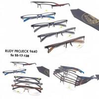 Kacamata RUDY PROJECK size 55-17-138 frame paket lensa photocromik -