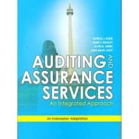Buku AUDITING AND ASSURANCE SERVICES An Integrated Approach An Indon