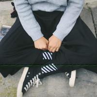 Kaos Kaki Motif Premium - Kaos kaki Offwhite - Kaos kaki Hype