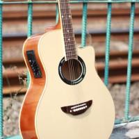 Gitar Yamaha APX 500 Akustik Elektrik Natural (Full Set) -JADE-