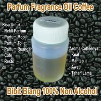 Bibit Biang Parfum Aroma Kopi isi 30ml 30 ml