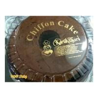 Chiffon Cake Ketan Hitam Kartika Sari Oleh oleh Cemilan Bandung