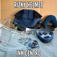 kaca helm + busa full set INK CENTRO