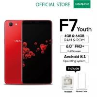 OPPO F7 YOUTH RAM 4/64 RESMI