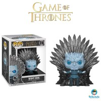 Funko POP! Game of Thrones - Night King Sitting on Iron Throne #74