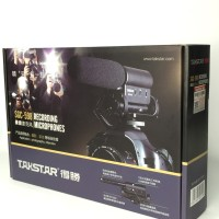 Takstar SGC-598 ORIGINAL Shotgun Microphone Mic Kamera DSLR/Camcorder
